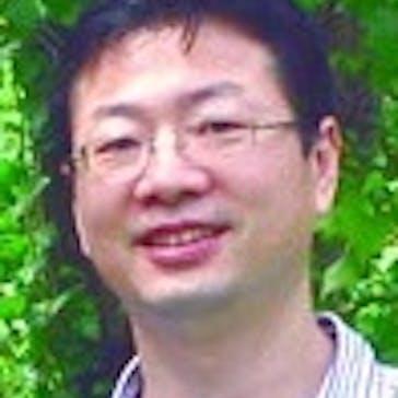 Dr Michael Gu Photo