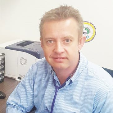 Dr Mark Sobieraj Photo