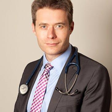 Dr Nicholas Wilsmore Photo