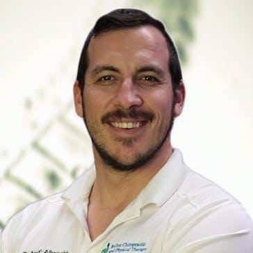 Dr Aaron Albrecht Photo