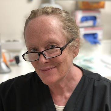 Dr Barbara O'Brien Photo
