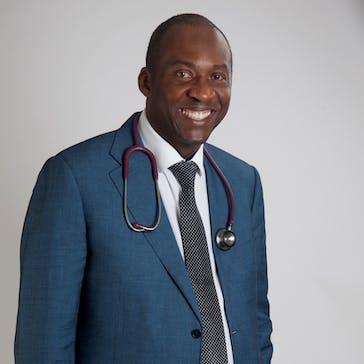 Dr Meshach Azucar Photo
