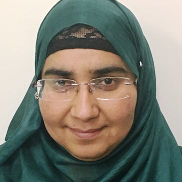 Dr Uzma Ali Photo