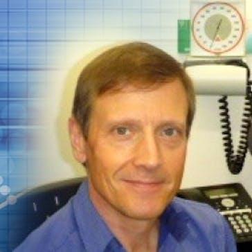 Dr Malcolm Mackay Photo