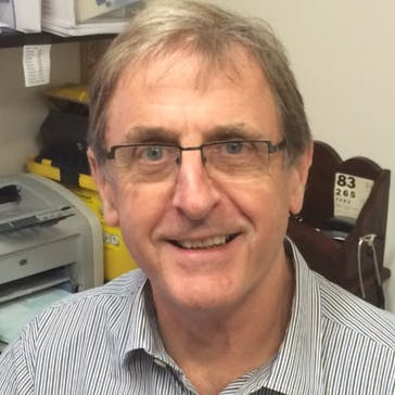 Dr Patrick O'Sullivan Photo