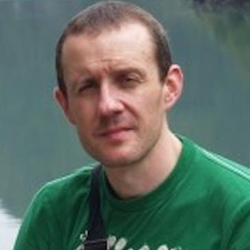 Dr Simon Drakeley Photo