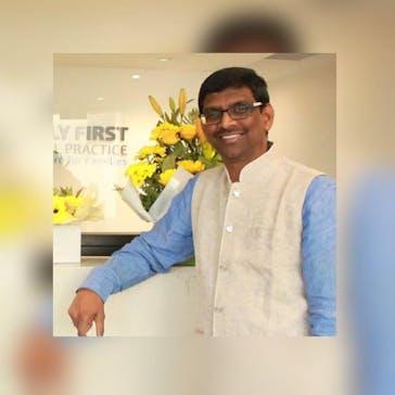 Dr Govind Kotha Photo