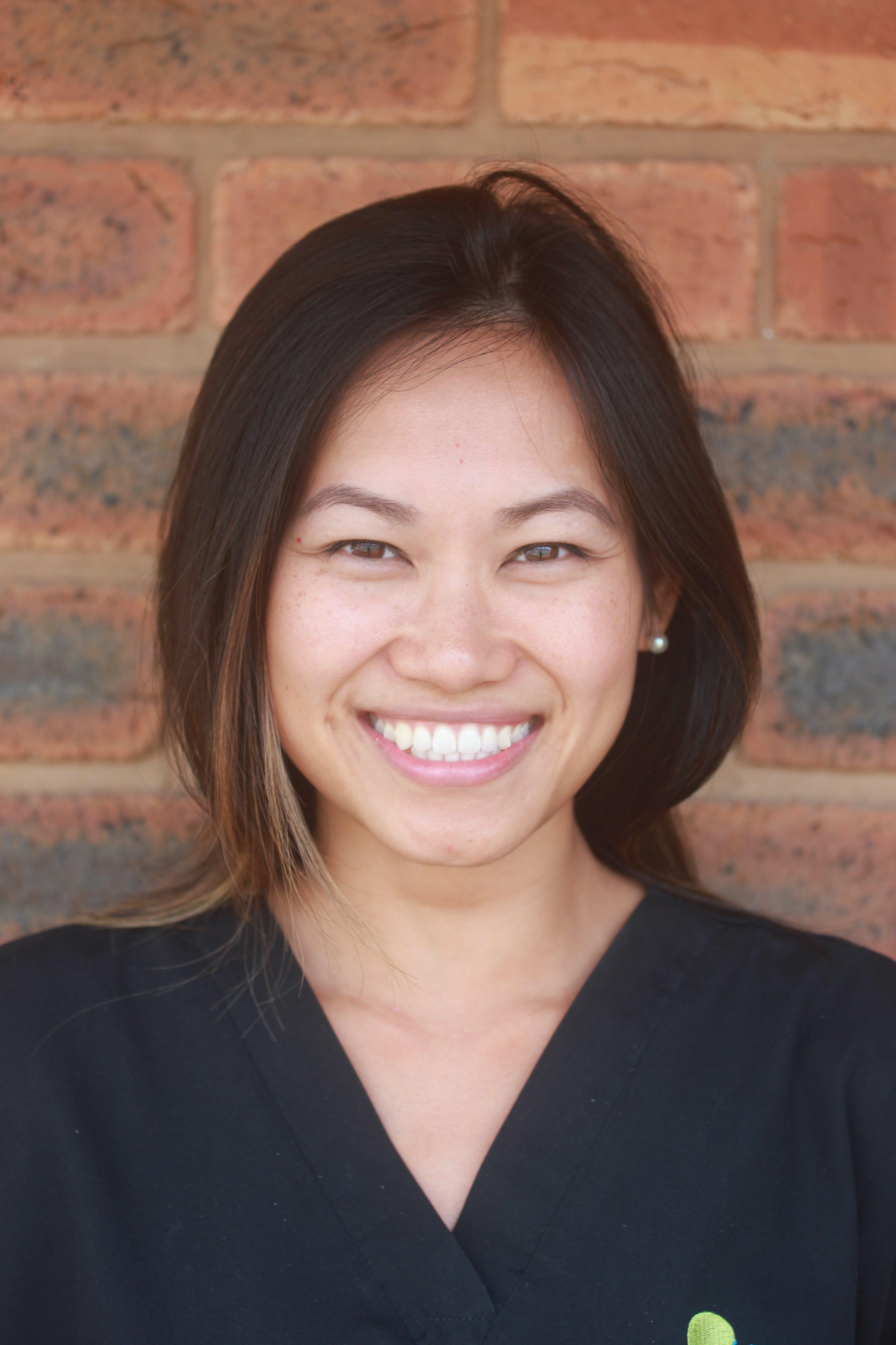 Photo of Dr Huong Nguyen