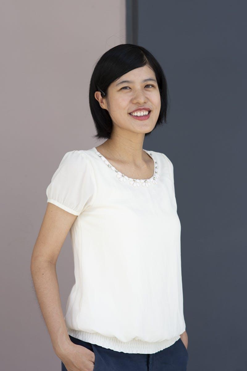 Photo of Dr Amanda Lin
