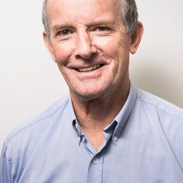 Prof Tom Brett Photo