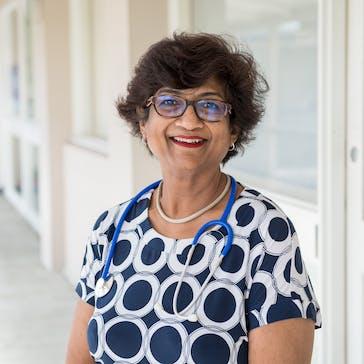 Dr T Vasanthi Thevarajah Photo