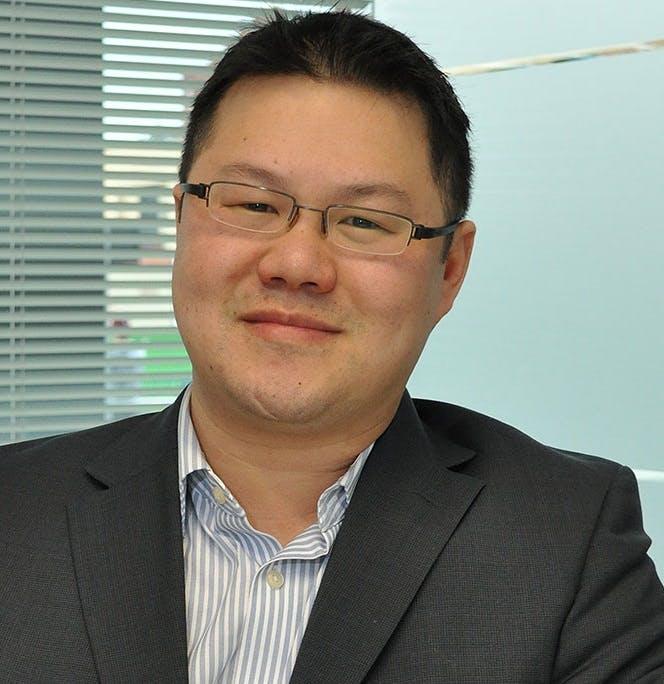 Photo of Dr Edmund Ek