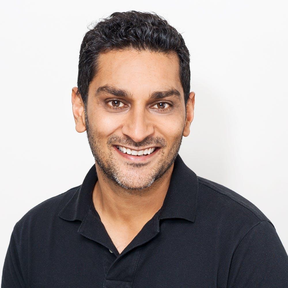 Photo of Dr Aashul Patel