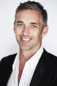 Photo of Dr Adrian Clegg