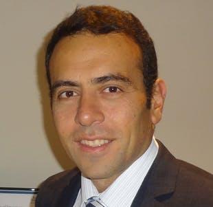 Photo of Dr Nick Kontorinis