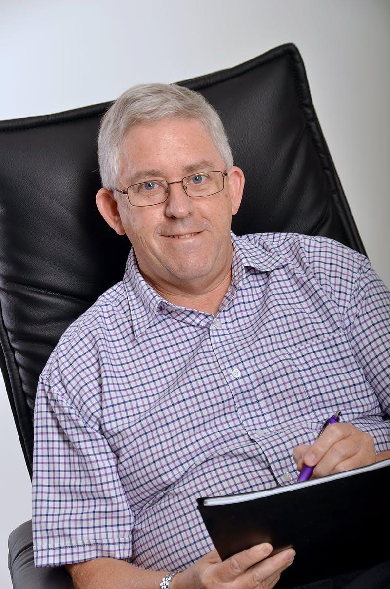 Photo of Mr Colin Longworth