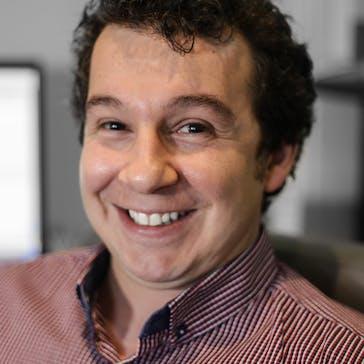 Dr Nick Mouktaroudis Photo