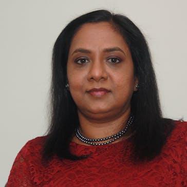 Dr Priya Reghunath Photo