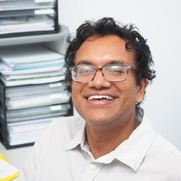Dr Keith Ananda Photo