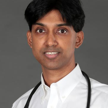 Dr Sanjeev Balakrishnan Photo