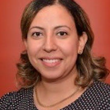 Dr Viviane Ghaly Photo