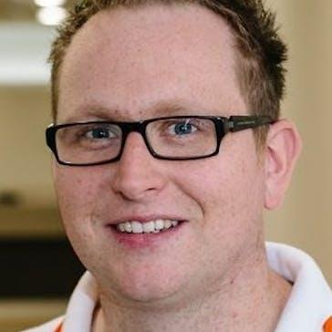 Dr Conor Bradley Photo