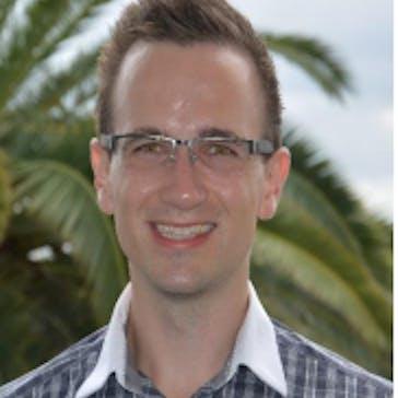 Dr Andrew Leech Photo
