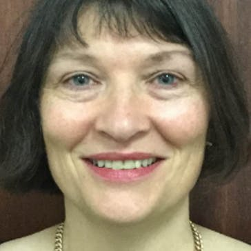 Dr Christine Caffrey Photo