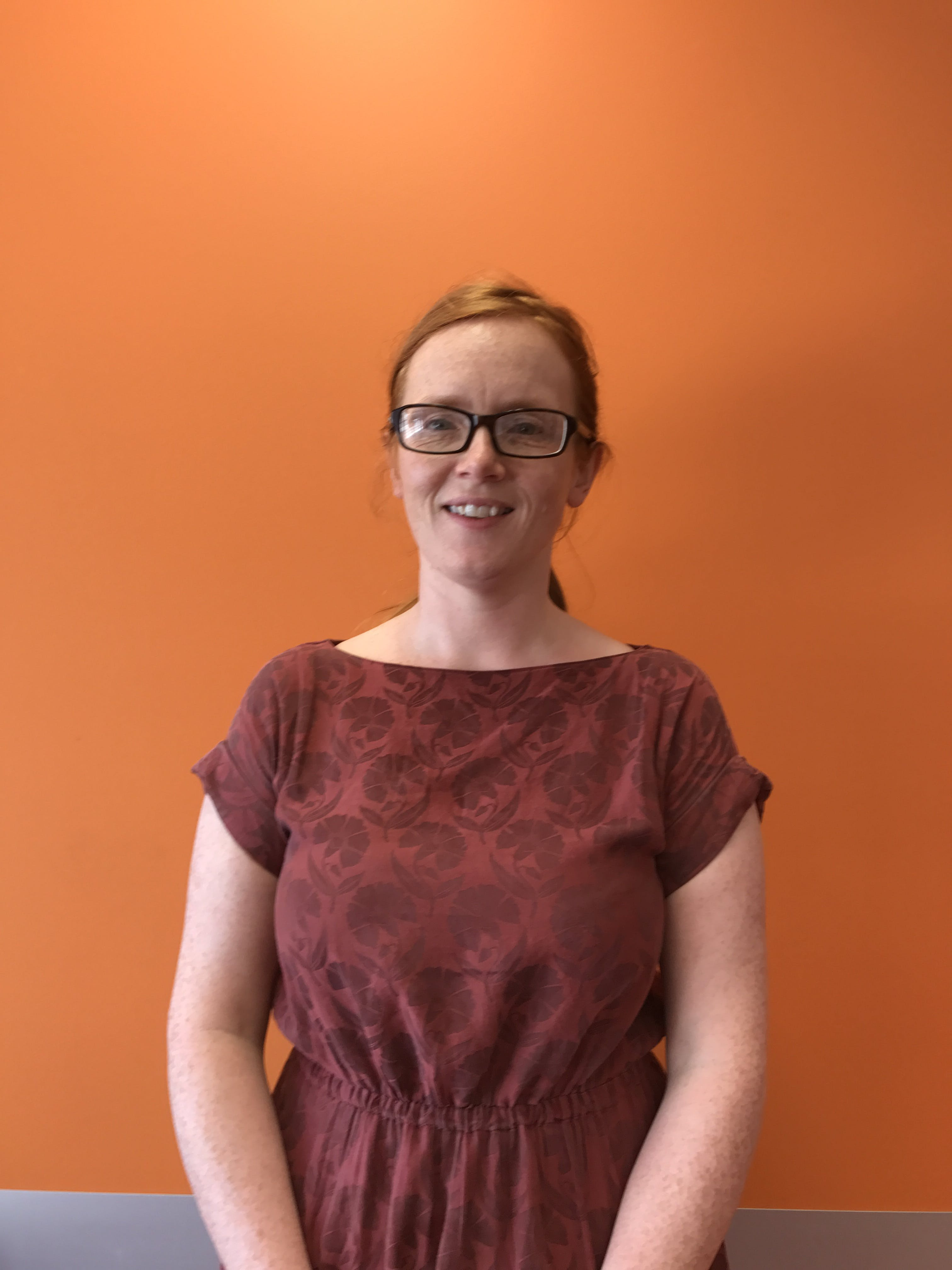 Photo of Dr Karen Macmillan