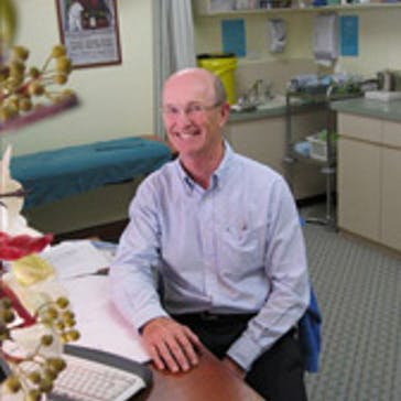 Dr Robert Lawless Photo