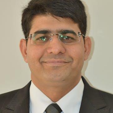 Dr Himmat Moond Photo