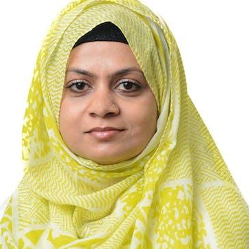 Dr Shafia Nasirin Photo