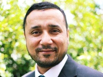 Photo of Dr M. Faisal Rafiq