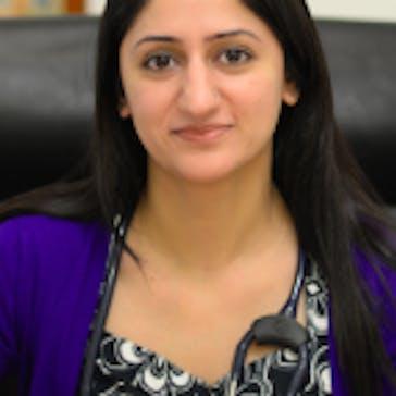 Dr Zahra Iftikhar Photo