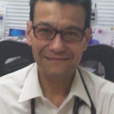 Dr Jamal Jalaluddin Photo