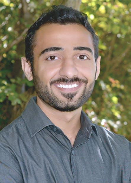 Photo of Dr Mostafa Hussain