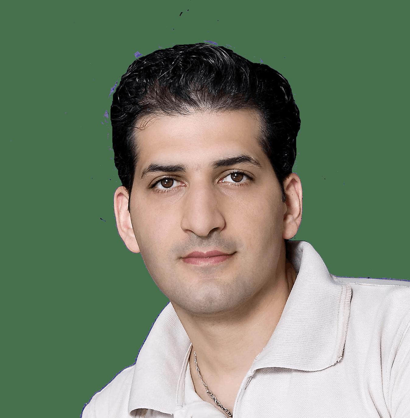 Photo of Dr Alireza Mansoorian