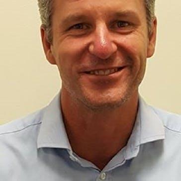 Dr Rod Parker Photo