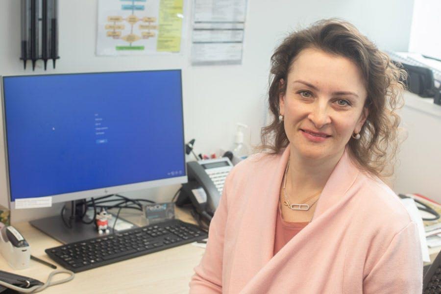 Photo of Dr Irina Al Muderis