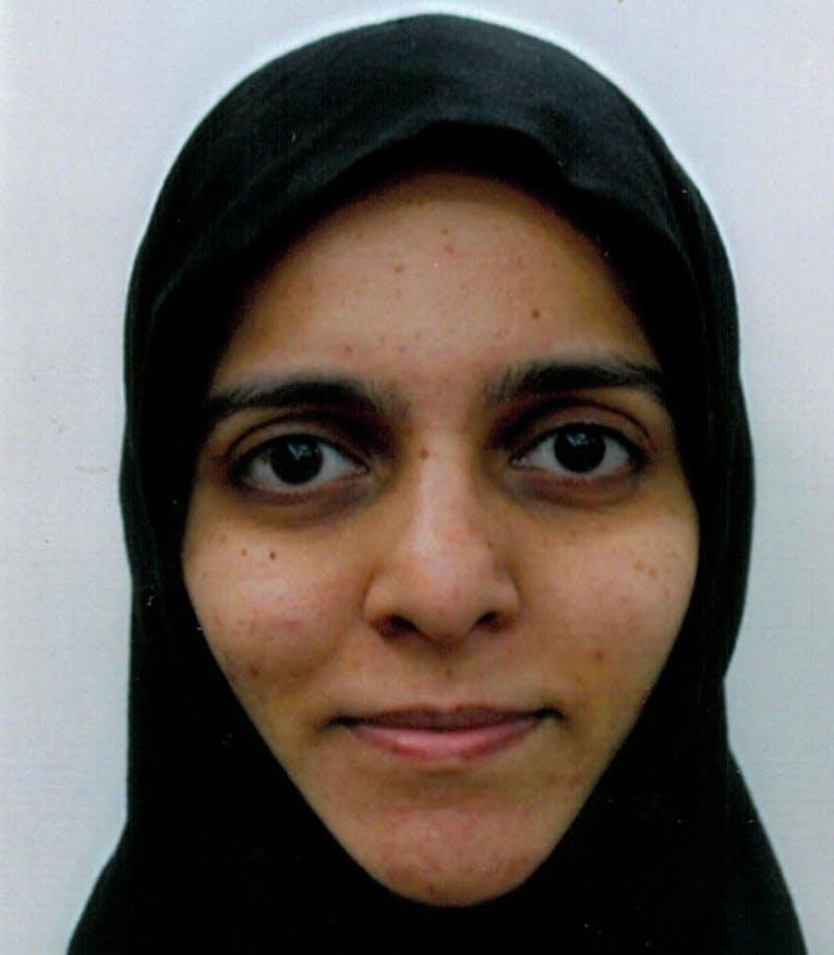 Photo of Dr Tayaba Fatima