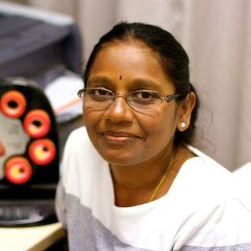 Dr Shanthi Kandasamy Photo