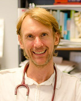 Photo of Dr Adrian Hekel