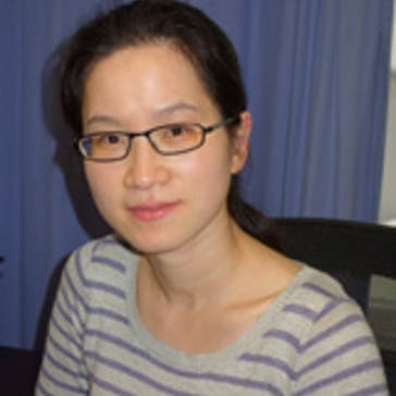 Dr Cathy Chang Photo