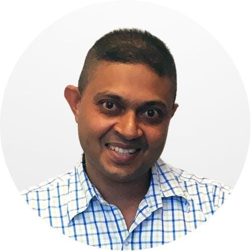 Photo of Dr Kalinga (Karl) Herath