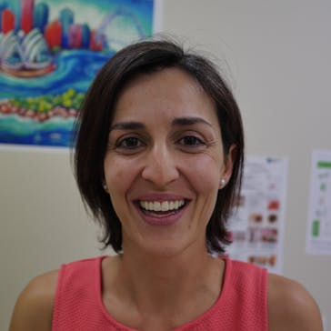 Dr Madalena Jardim Photo