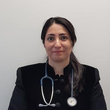 Dr Motahareh Oveisi Photo