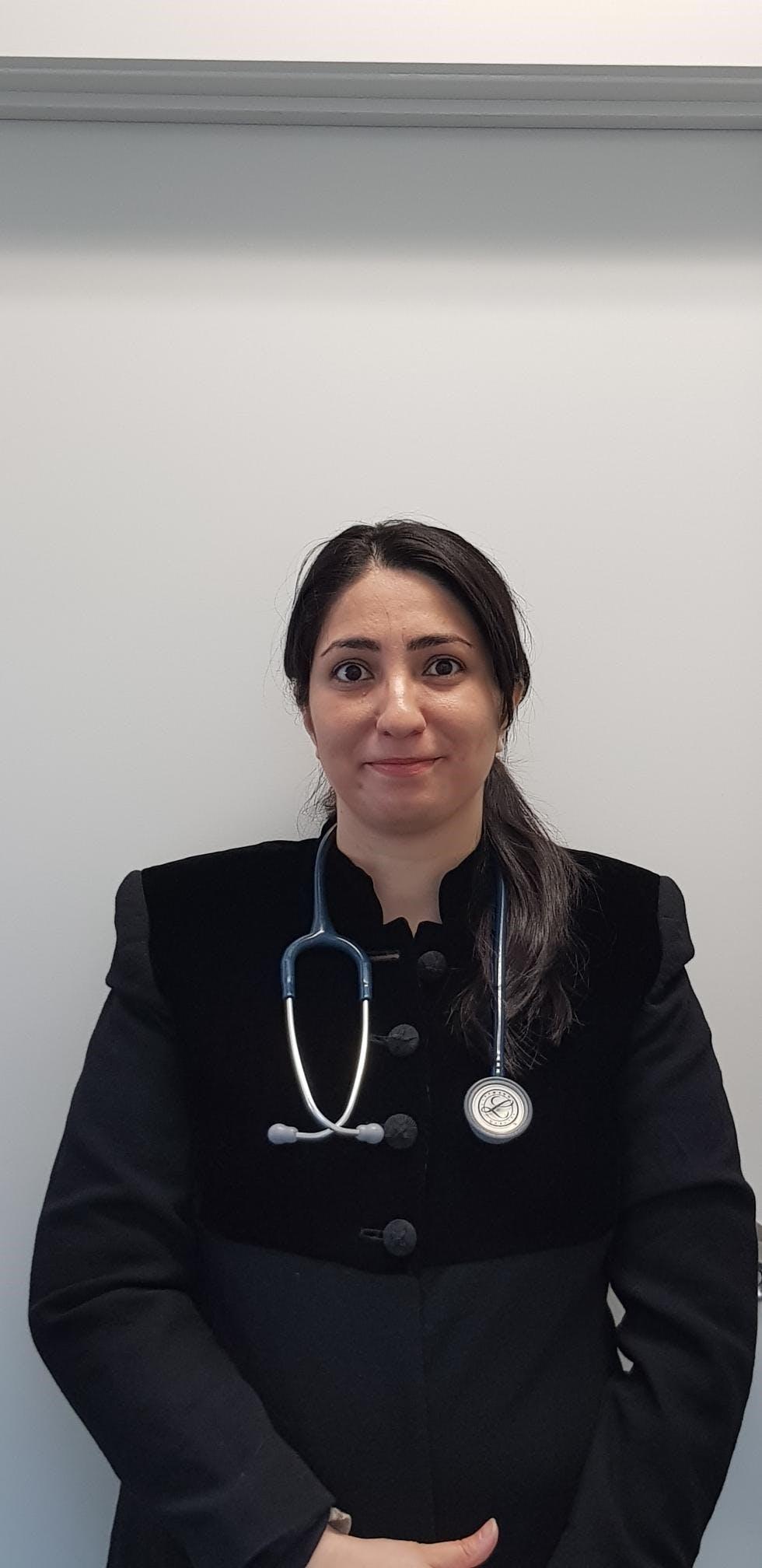 Photo of Dr Motahareh Oveisi