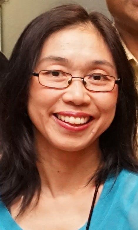 Photo of Dr Irene Lee