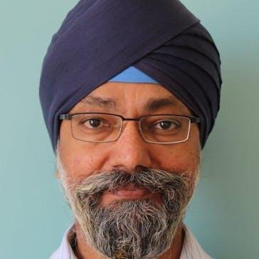 Dr Balwinder Singh Photo