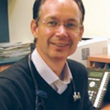 Dr Benjamin Fry Photo
